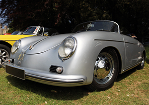 356 Speedster 1957 to 1958