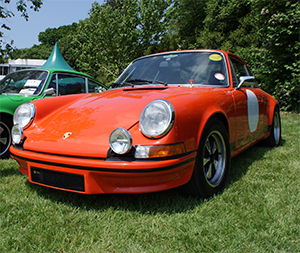 911 Carrera RS 2.7 1972 to 1973
