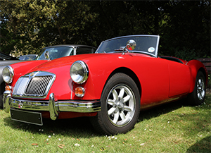 A 1600 MkII 1961 to 1962