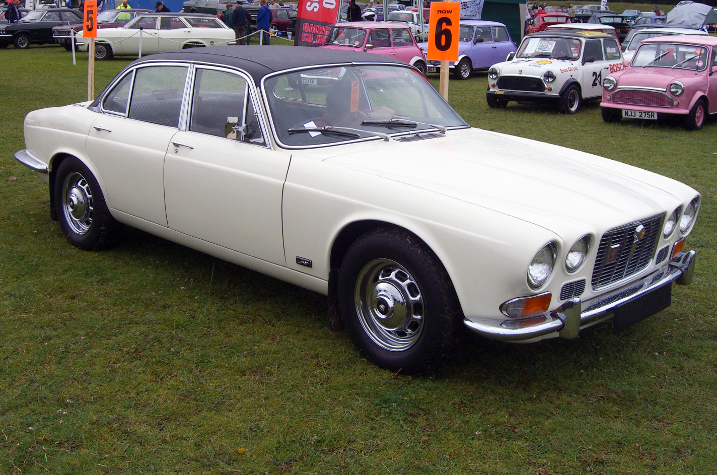 XJ6 Series 1 2.8 and 4.2