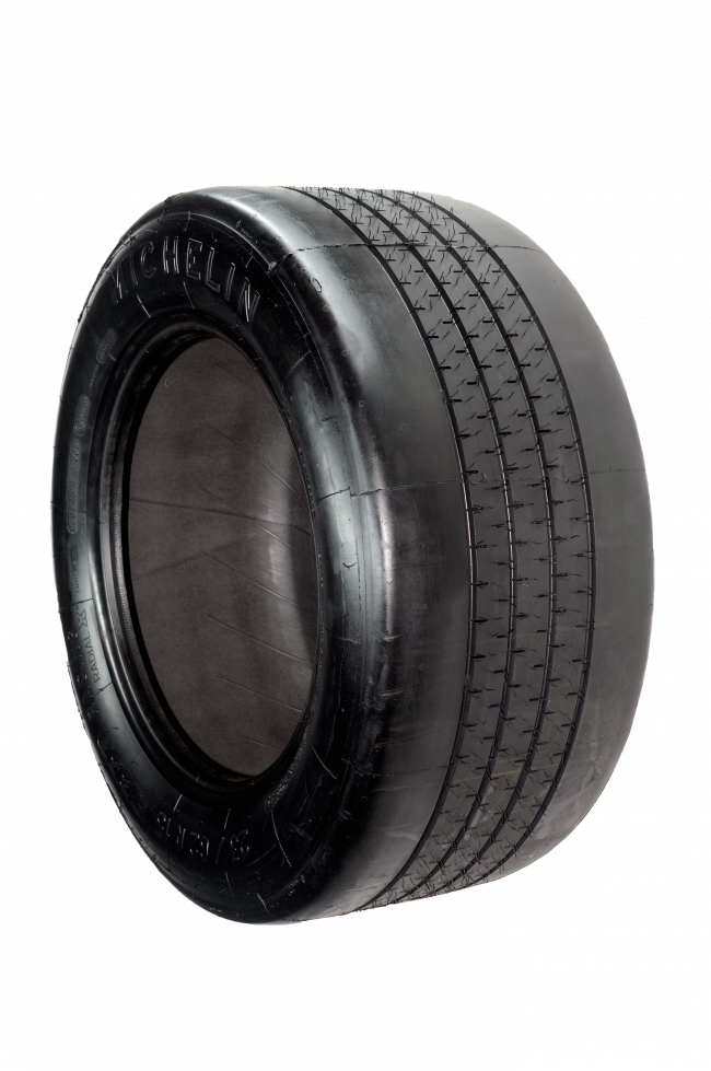 Michelin TB5 F -Soft Compound
