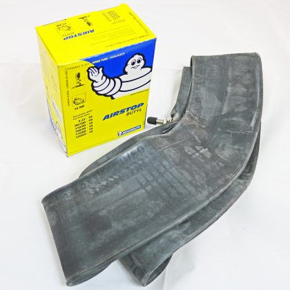 Michelin 19MF Inner Tube (Centre Metal Valve)